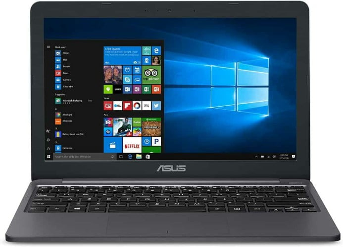 ASUS-VivoBook-E203MA-portatil-ultra-delgado-procesador-Intel-Celeron-N4000-hasta-26-GHz-4-GB-LPDDR4-64-GB-de-almacenamiento-flash-eMMC_1-min