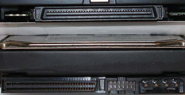 disco duro interno SCSI