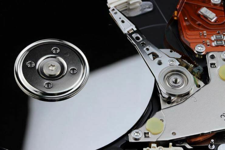 ¿Qué es una unidad de disco duro?
