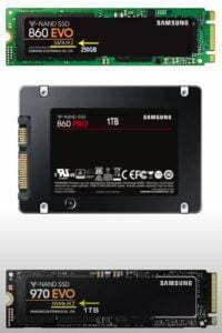 disco duro interno SSD