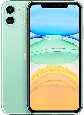 Apple iPhone 11 (64 GB) - Verde de los mejores iPhones características generales