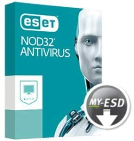 ESET NOD32 Antivirus 3 Dispositivos 2 Años ESD Descargar