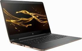 HP Spectre x360 2-en-1 15.6 4 K Ultra HD visualización táctil portátil (8th Gen Intel Ice Lake i7