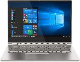 Lenovo-YOGA-C930-Portatil-tactil-convertible-4K mejor para el trabajo gráfico