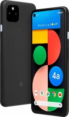 Pixel 4a con 5G