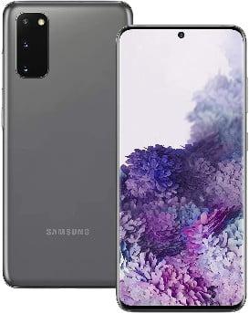 Samsung Electronics Galaxy S20 (5G) 128GB SM-G981B, Smartphone Desbloqueado de fábrica, versión Internacional, Gris Cósmico
