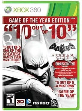 Warner Bros Batman (Xbox 360)