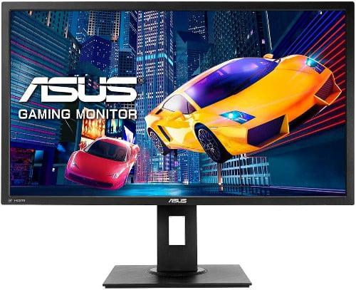 De los mejores monitores en 4K Asus VP28UQGL