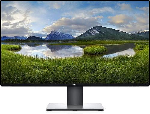 Dell U3219Q el mejor diseño de los mejores monitores en 4k
