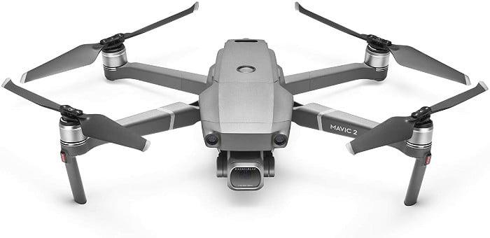 Los Mejores Drones del 2020 DJI Mavic 2 Pro - Drone con Cámara Hasselblad L1D-20c, Vídeo HDR 10 bits, Tiempo de Vuelo 31 Min, Sensor CMOS de 1 pulgada y 20 MP, Hyperlapse
