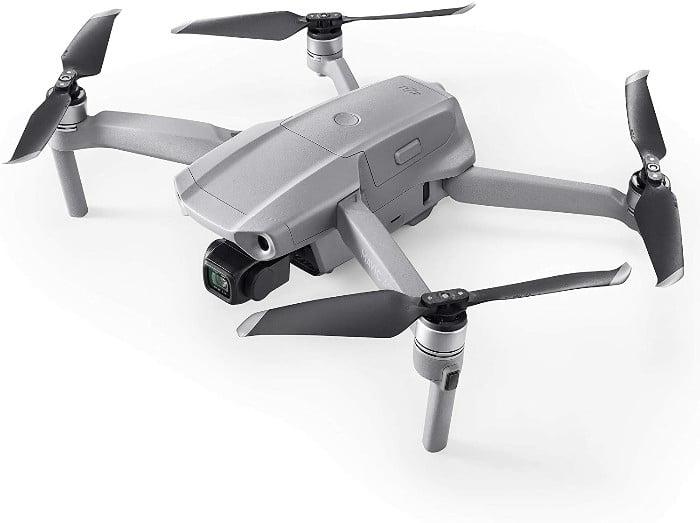 Los Mejores Drones del 2020 DJI Mavic Air 2 Drone Quadcopter UAV con Cámara de 48MP 4K Video 1-2 Pulgadas CMOS Sensor de Cardán de 3 Ejes, Tiempo de Vuelo 34 min
