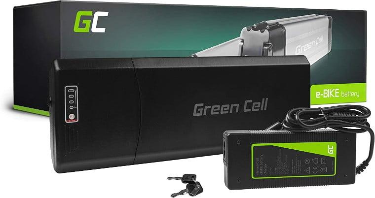 Green Cell Batería Bicicleta Eléctrica E-Bike 24V