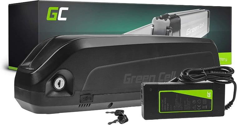 Green Cell Batería Bicicleta Eléctrica E-Bike 48V