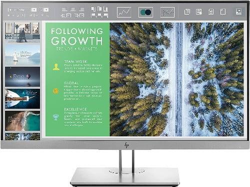 HP EliteDisplay E243 60.45 cm (23.8) - Monitor (60,5 cm (23.8), 1920 x 1080 Pixeles