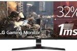 LG 34UC79G-B - Monitor Gaming UltraWide FHD de 86,7 cm (34) con panel IPS 2560 x 1080 píxeles