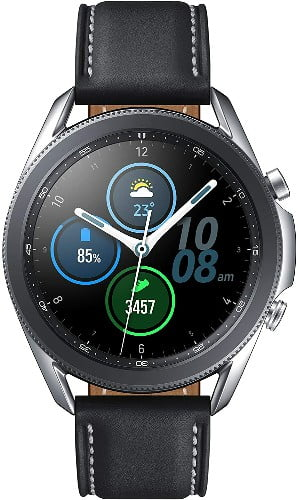 Los Mejores Relojes inteligentes del 2020 Samsung Galaxy Watch 3 (41mm, GPS, Bluetooth) Smart Watch with Advanced Health monitoring, Fitness Tracking