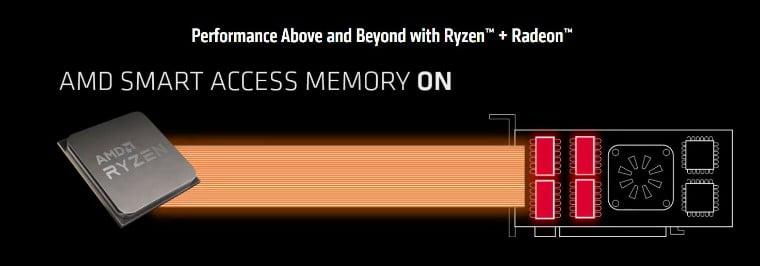 Smart Access Memory