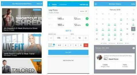 bodyfit de las mejores aplicaciones para hacer ejercicios con pesas
