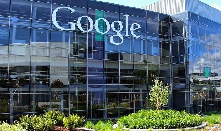 Sede de google en Mountain View (California)