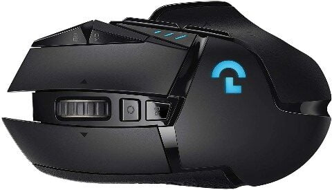 Los Mejores Mouse Gamer Inalámbricos para una PC del 2021 Logitech G502 Lightspeed Wireless Gaming Mouse with HERO 25K Sensor, PowerPlay Compatible