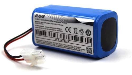 bateria aspiradora robot