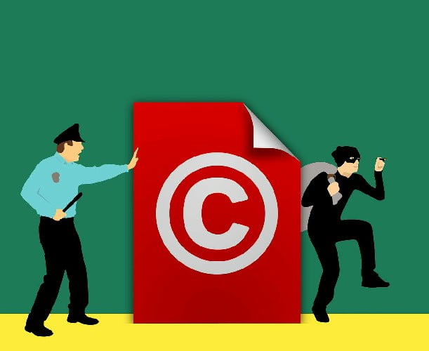 Derechos copyright