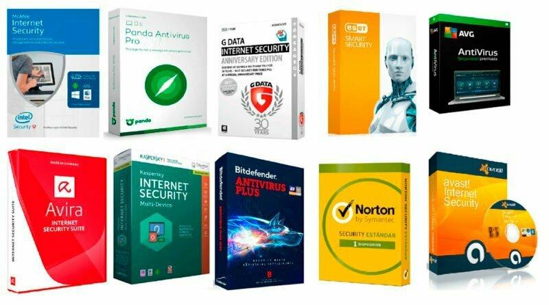 pack de los mejores antivirus