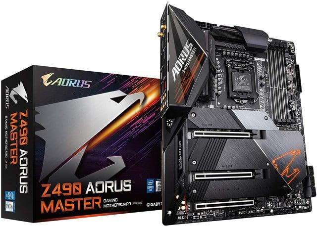 Gigabyte Z490 Aorus Master: Una de las Mejores Motherboard del 2021 en general