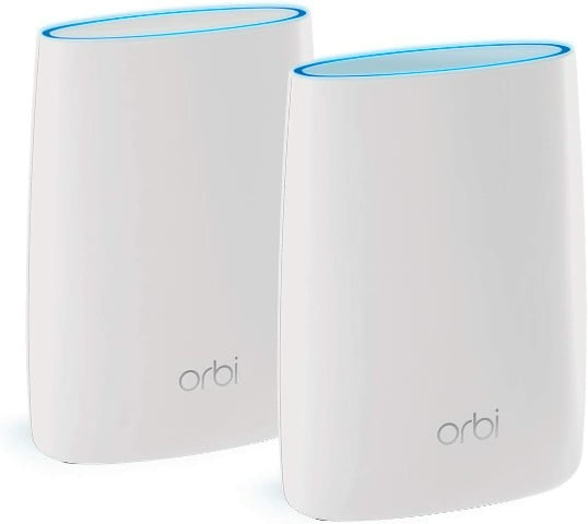 Netgear Orbi Whole Home Wi-Fi System en mejores routers 2021