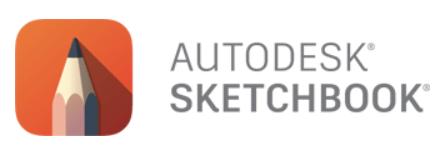 software de arte digital autodesk sketchbook
