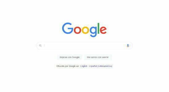 Google - Los mejores motores de búsqueda o buscadores de internet del 2021