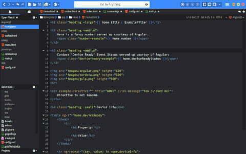 Komodo Edit - Los mejores editores de texto gratis