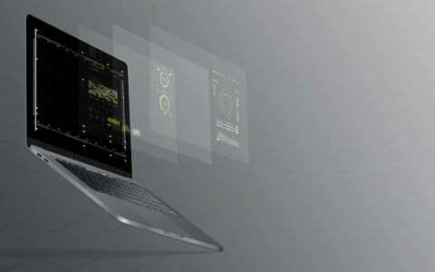 ¿Qué es un archivo DMG? laptop