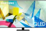 mejor TV Samsung Q80T QLED 4K UHD Smart TV QN65Q80TAFXZA