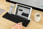 mejores teclados multi-dispositivos