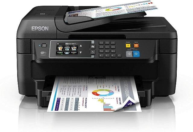 Impresoras otra no menos importante pero de vital importancia en todas las oficinas de trabajo