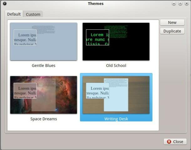FocusWriter: excelente alternativa de procesador word gratis