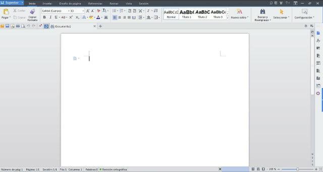 Writer de WPS Office: mejor procesador de texto gratis