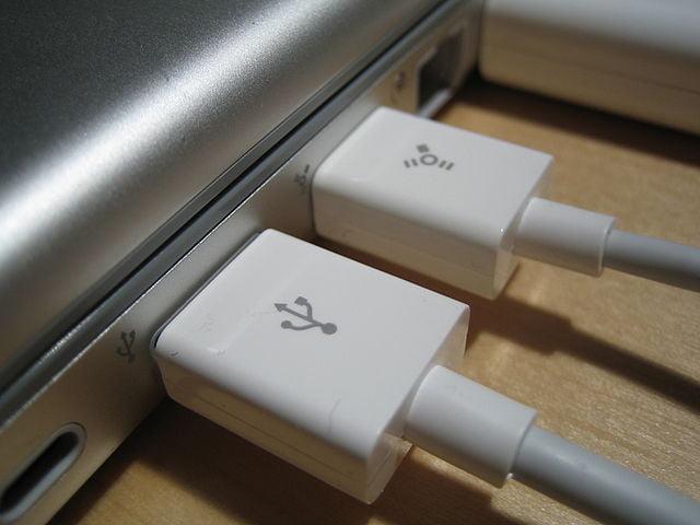 Comparación entre Fireware y USB