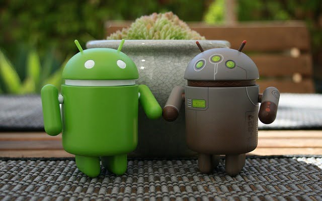 ¿Cómo se abre un archivo con la extensión planteada en Android?