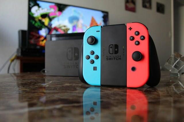 Nintendo Switch una de las mejores consolas de juegos  para el año 2021