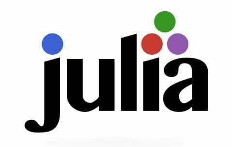 lenguaje de programación Julia