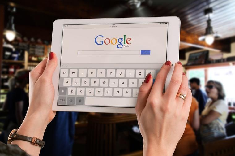 Acceso a Internet desde un tablet