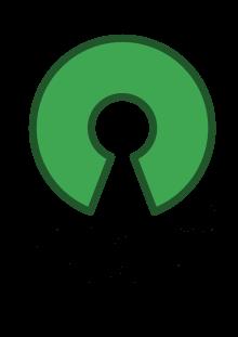 Logo de la Iniciativa para el Código Abierto