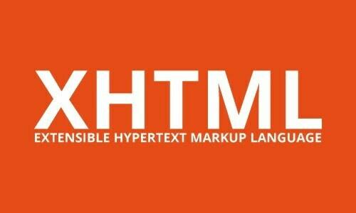 Lenguaje de marcado de hipertexto extendido (XHTML, siglas en inglés)