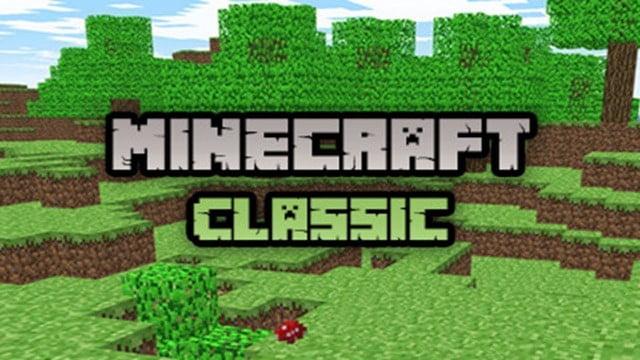 Game Classic Minecraft