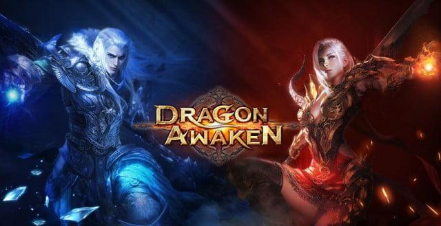 Dragon Awaken Juego de Navegador Web