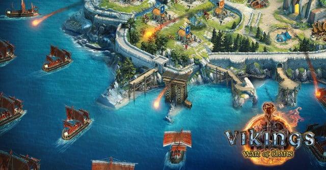 Juego online Vikings- War of Clans