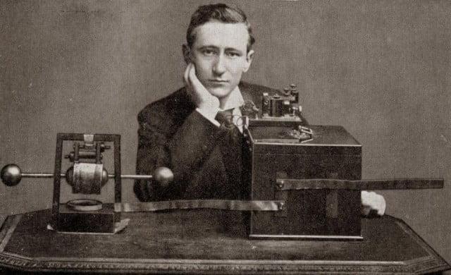 La Radiotelegrafía y Guillermo Marconi