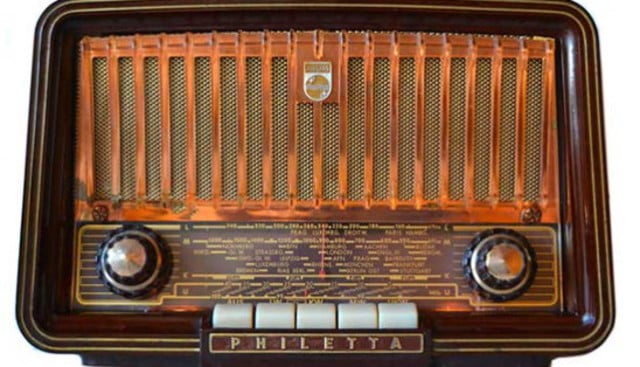Orígenes de la Radio 1920